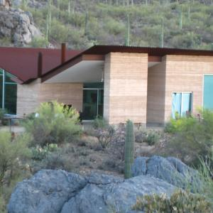 Tucson Mountain house